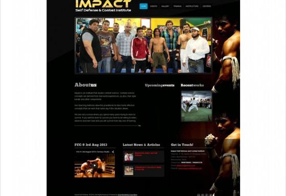 Impact Self Defense