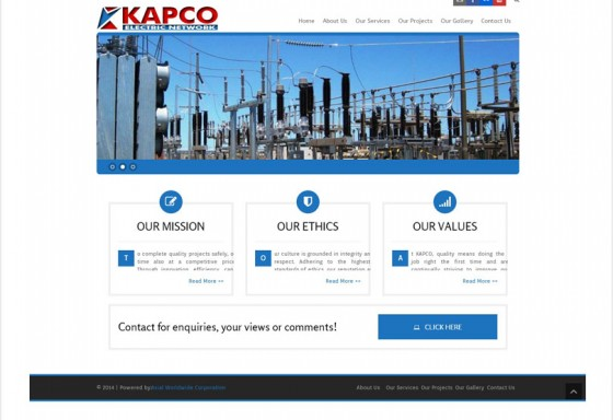 Kapco Electric Network