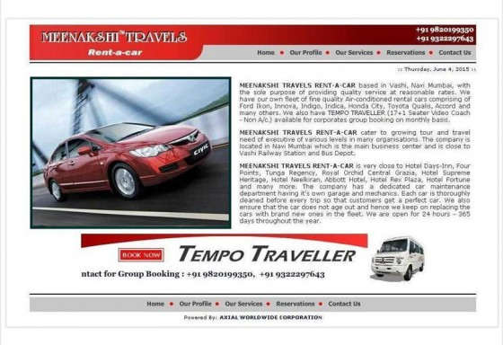 Meenakshi Travels