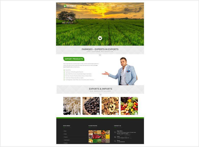 Farmgeo Agro & Foods