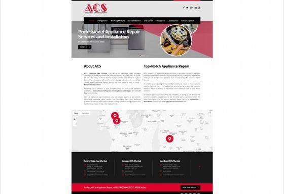 Appliances Care Solutions