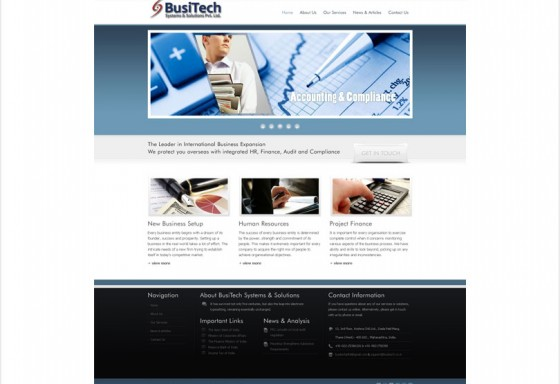 BusiTech Systems & Solutions