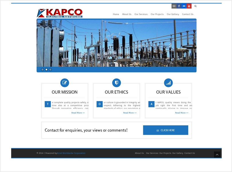 Kapco Electric Network