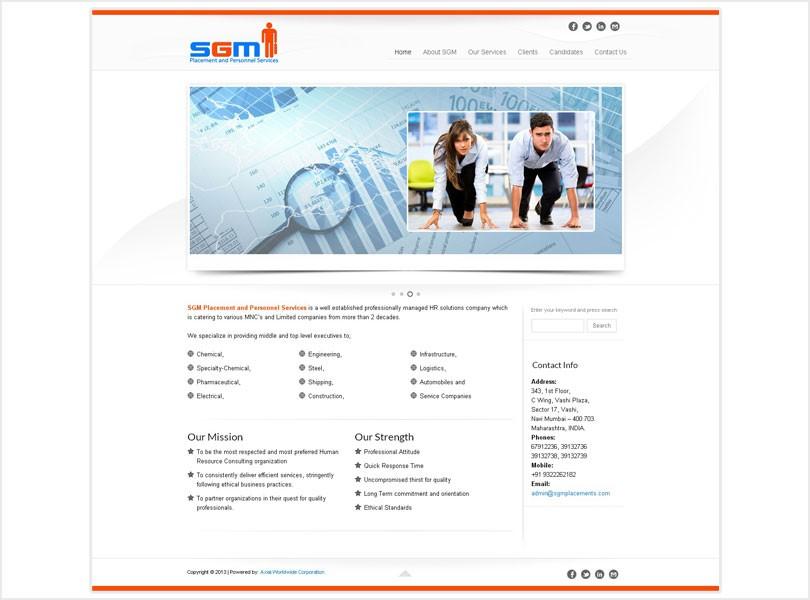 SGM Placement
