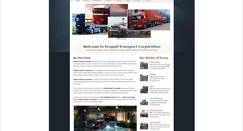 Tirupati Transport Corporation