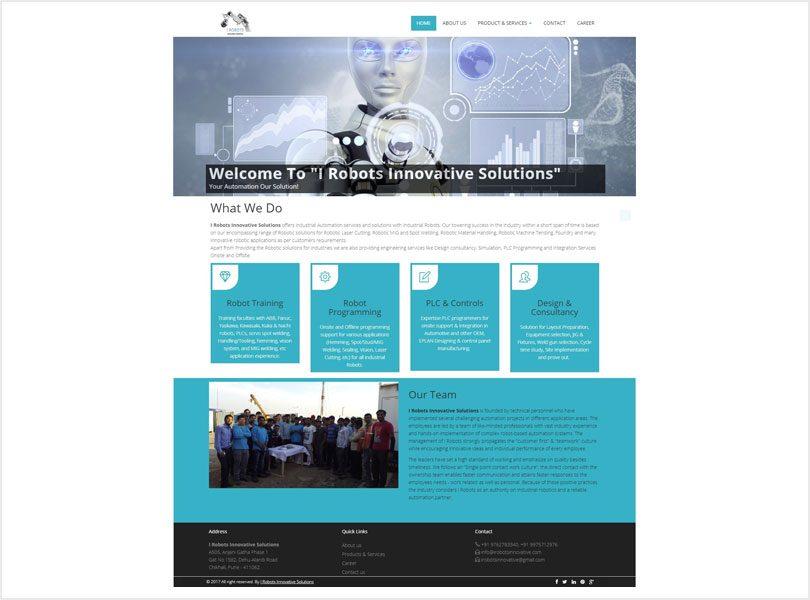I Robots Innovative Solutions
