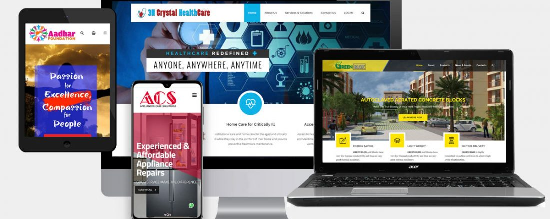 Website Redesign Services in Navi Mumbai