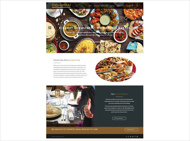 Sudhanshu Hospitality & Management Services Pvt. Ltd.
