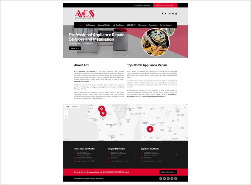 ACS – Appliances Care Solutions