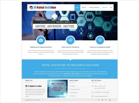 3N Crystal Healthcare