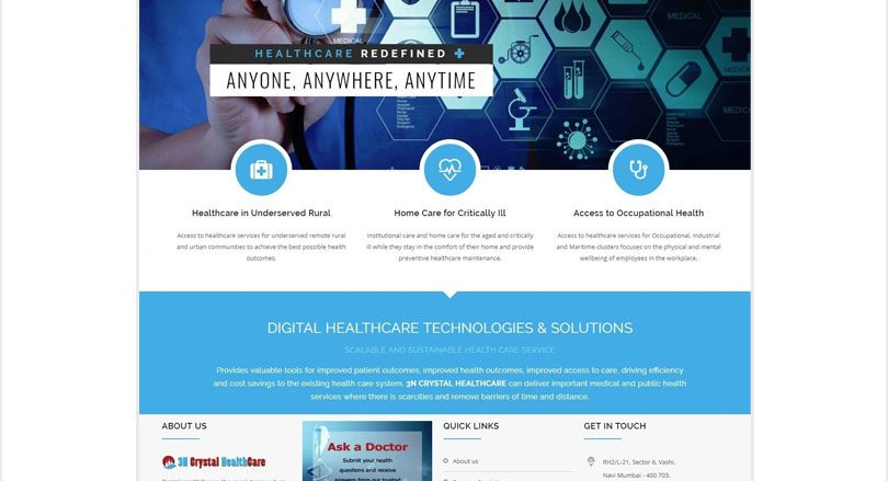 3N Crystal Healthcare