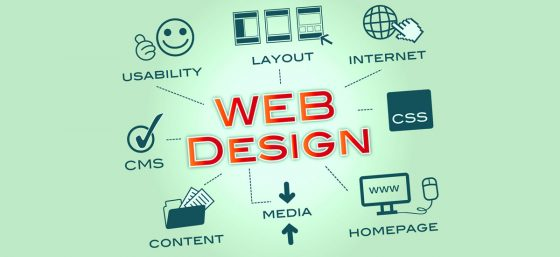 Web Design Features