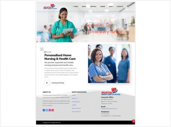 Muktai Health Care 24