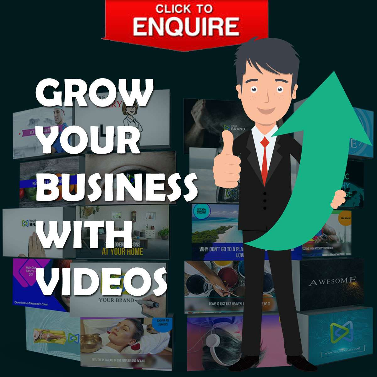 Grow Your Business with Videos