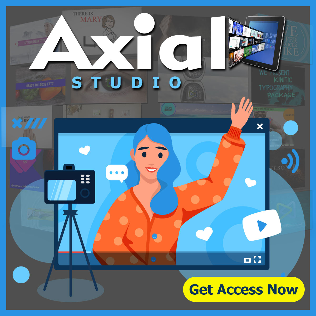 Axial Studio - Marketplace