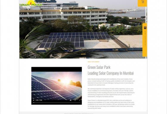 Green Solar Park